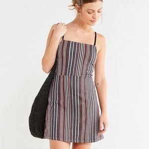 Urban Outfitters Striped Strappy Dress 6
